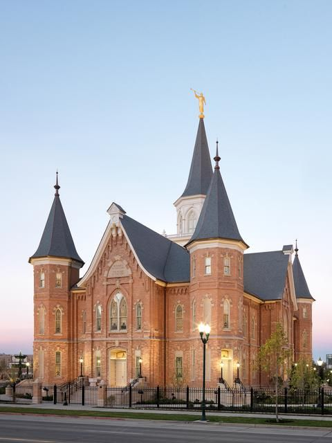 Superb Provo City Center Temple Open House: January 15 Through March 5, 2016