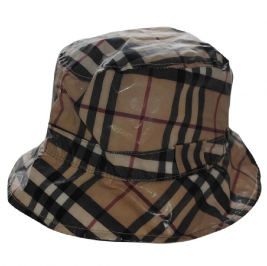 garantie de haute qualité nouveaux prix plus bas bonne vente chapeau cloche de pluie Burberry | mode | Chapeau de pluie ...