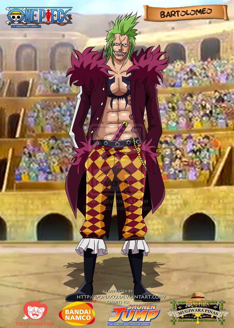 Personajes One Piece saga Dressrosa Taringa! em 2020
