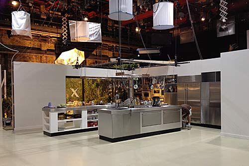 Nigellissima: How we built the kitchen set   Nigella, Studio and ...