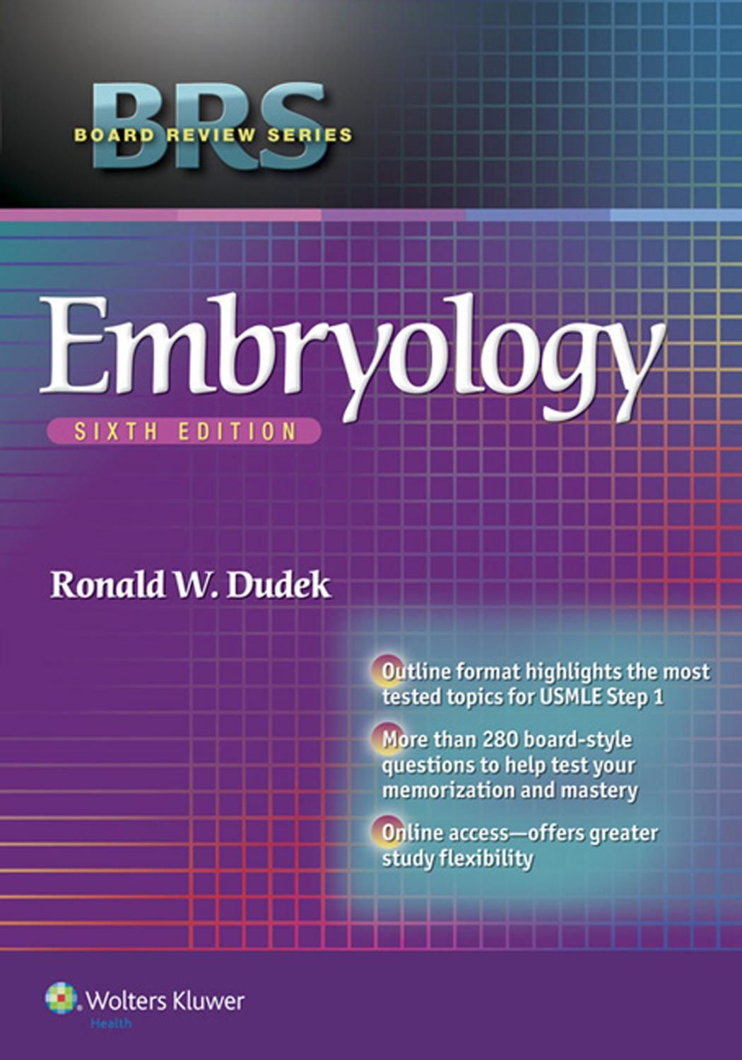 Books on physical therapy - Brs Embryology 6th Edition Pdf