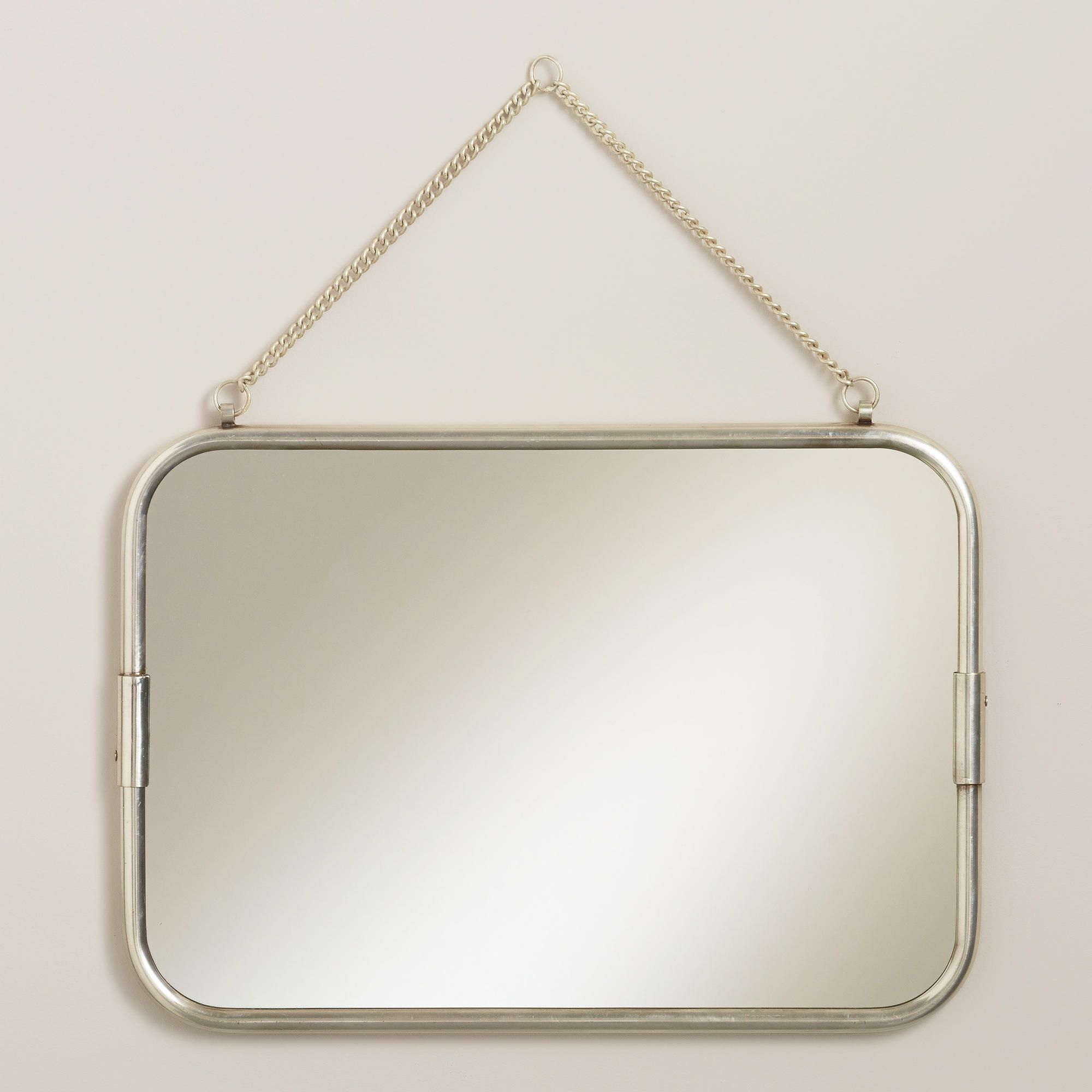 To Be Paired With Other Hanging Mirrors On The Wall With