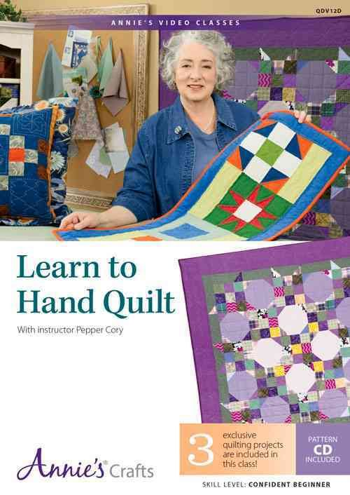 Learn to Hand Quilt: With Instructor Pepper Cory, Grey