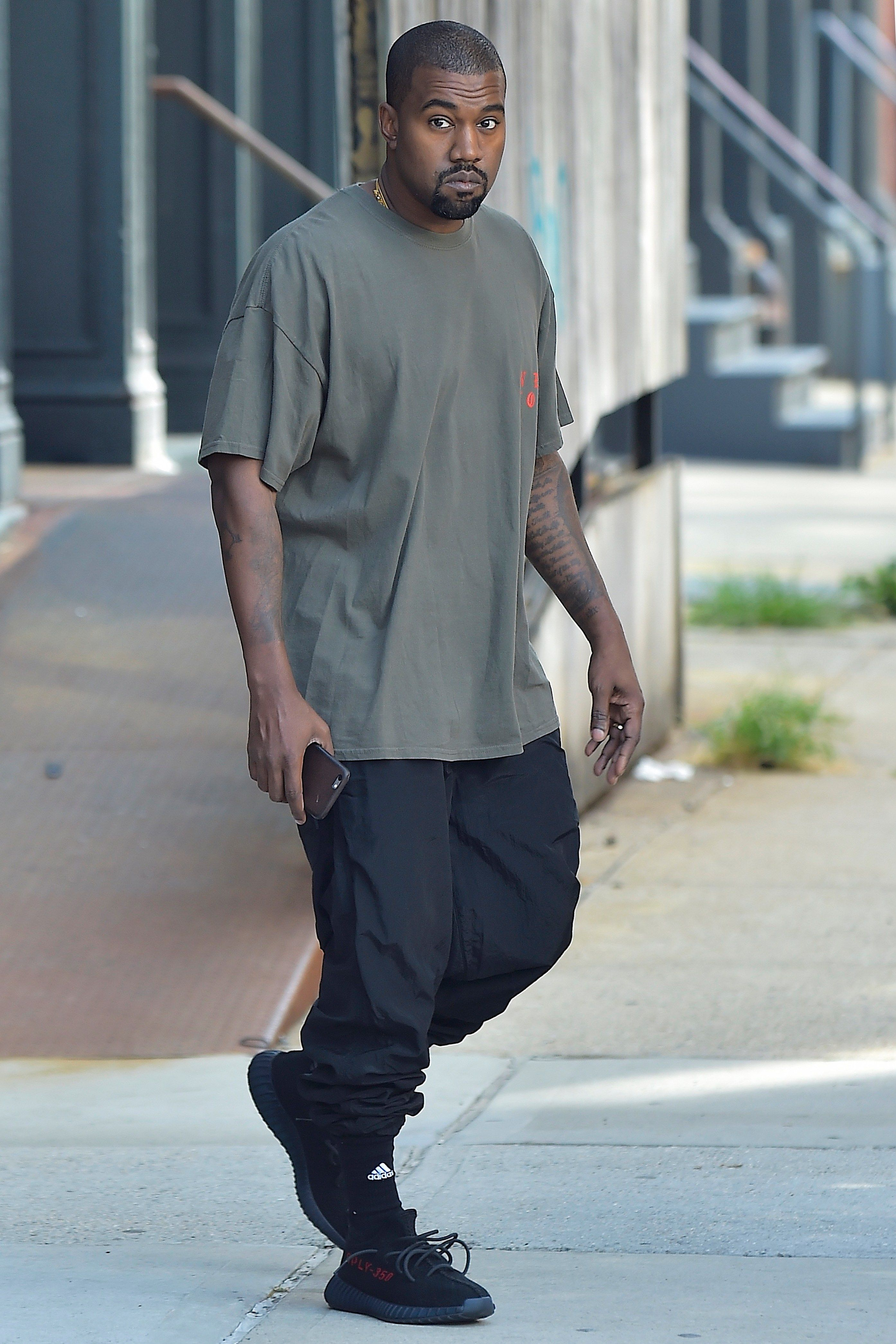 All Of Kanye West 39 S Best And Wildest Outfits Kanye West Gq And Kanye West Style