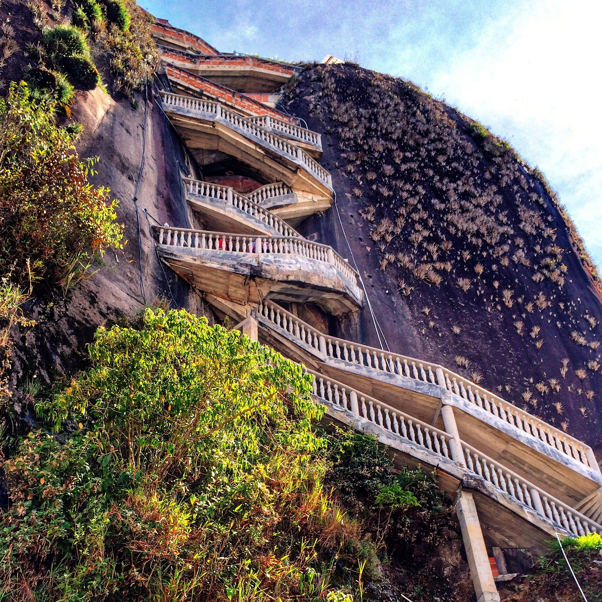 Haunted Hotel Del Salto Colombia America Latina T Tierra