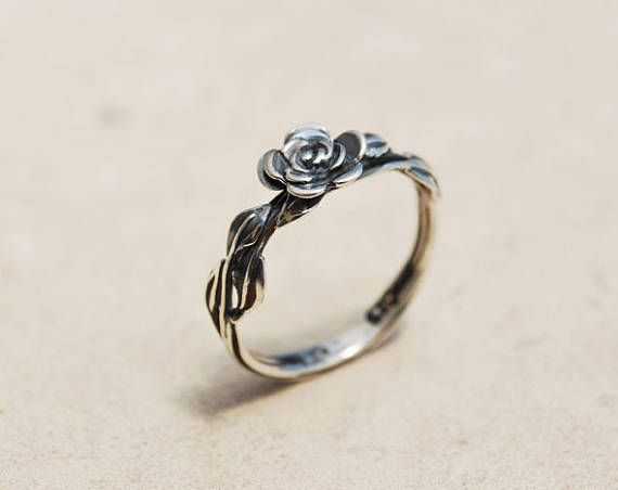 Purity Ring Sweet 16 Birthday Gift Delicate Silver For Girlfriend Daughter G