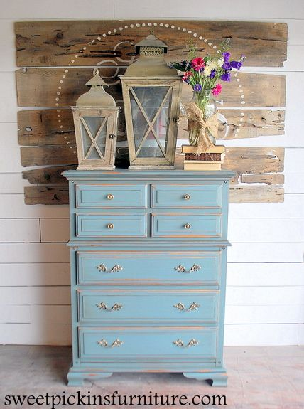 Superbe Painted By Sausha From Sweet Pickins Furniture   Using Sweet Pickins Milk  Paint, Of Course!