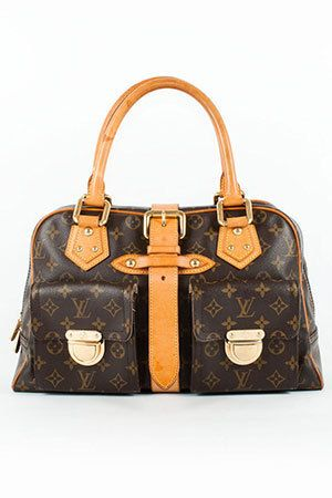 9bd0958d0 Louis Vuitton Manhattan Gm. It's a well-known fact that I love large, heavy  bags. But when it comes to Louis Vuitton, I also tend to gravitate toward  the ...