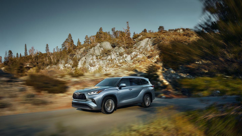 2020 Toyota Highlander Exterior Photos in 2020 Toyota