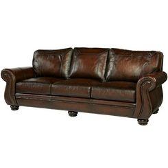 bernhardt breckenridge sofa craigslist sleeper dallas leather tuscan style pinterest