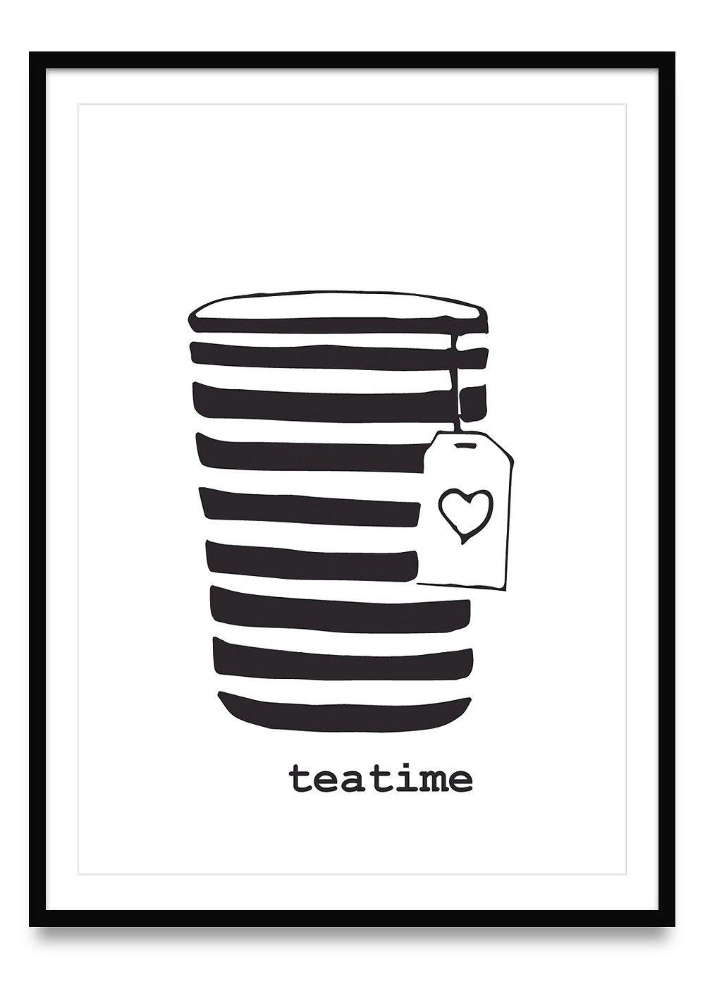 Teatime - Poster