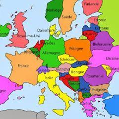 carte de l europe generale et detaillee