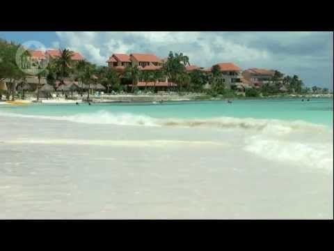 Beach Take A Tour Of Dreams Puerto Aventuras