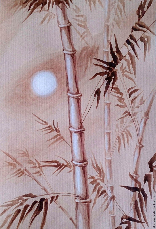 научить только бамбук батик фото картин сегодня