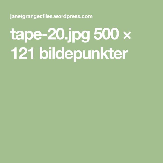 tape-20.jpg 500 × 121 bildepunkter