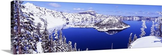 Oregon, Crater Lake National Park
