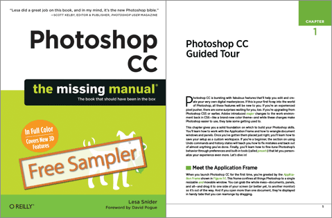 Photoshop Cc The Missing Manual Learn Photoshop Photoshop Photoshop Tuts