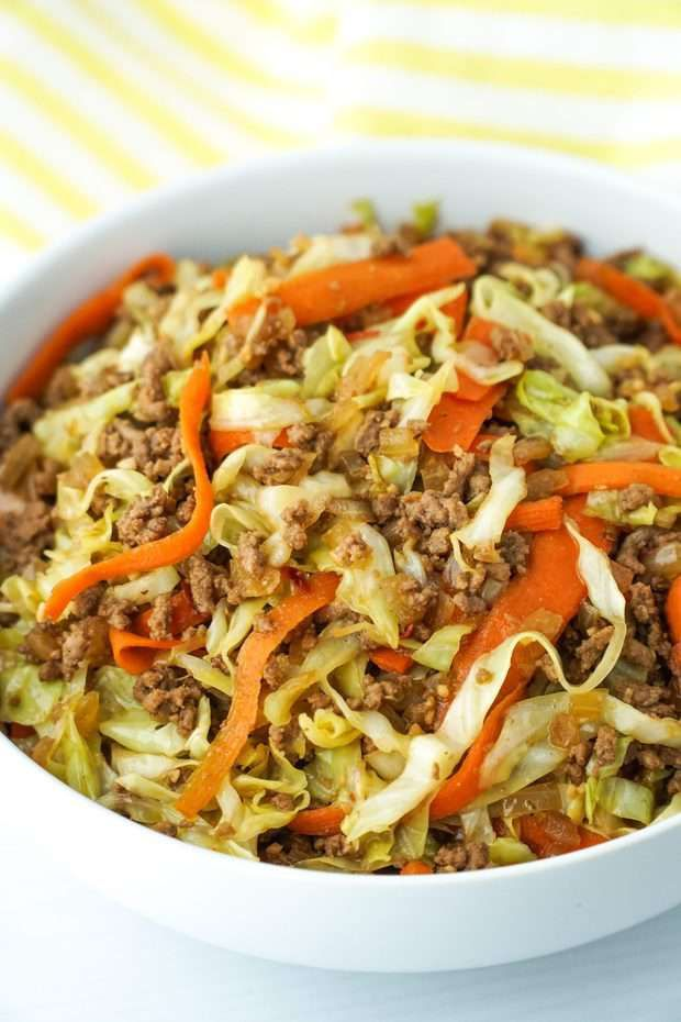 Egg Roll In A Bowl - The Best Blog Recipes