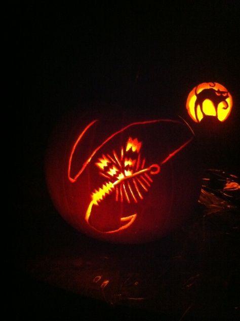 Pumpkin carvings  2012 | Outdoors | Pumpkin carving