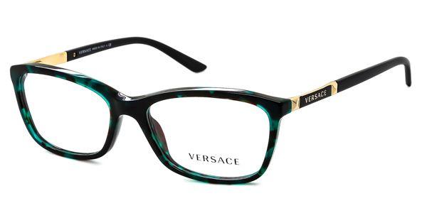 25a0c83f0 Versace VE3186 5076 | Products | Designer eyeglasses, Versace, Glasses