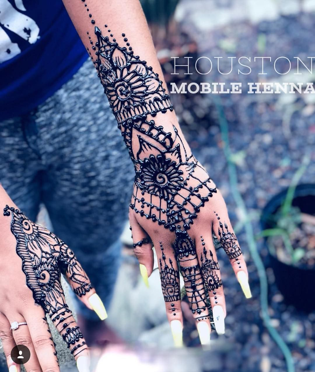 Who loves Henna?! - Who would just absolutely love to get their ...