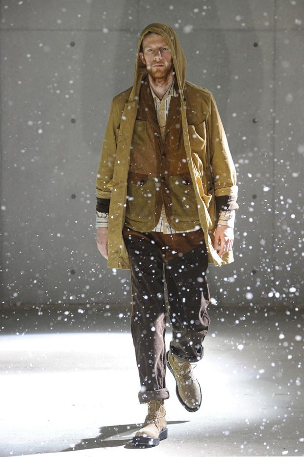 WHITE MOUNTAINEERING FW 2011