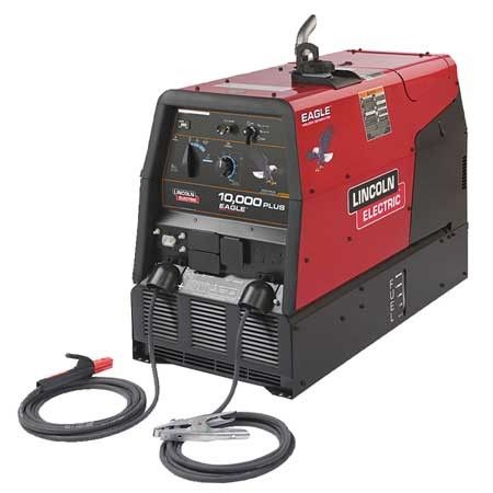 Lincoln Electric Welding Tools Eagle 10000 Plus Arcstick Welder