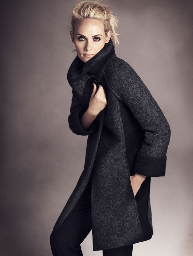Amber Valletta joins M&S to give its classic per una brand a ...