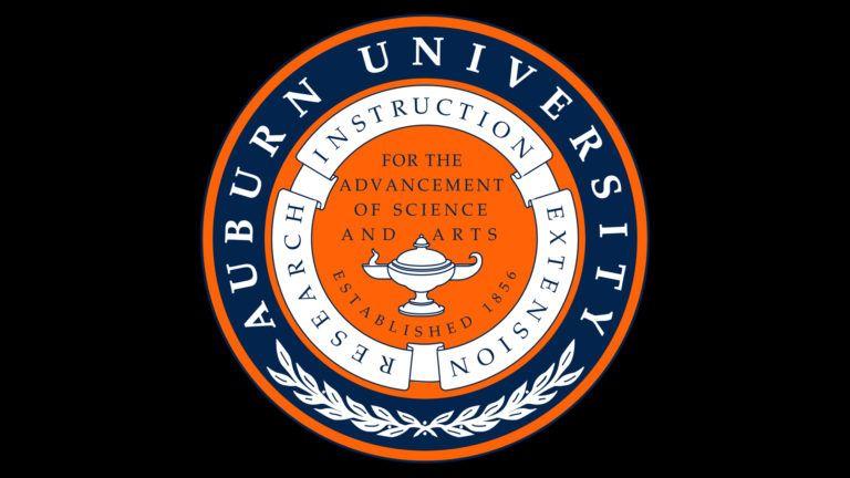 Auburn University Logo Old University Logo Auburn University Auburn