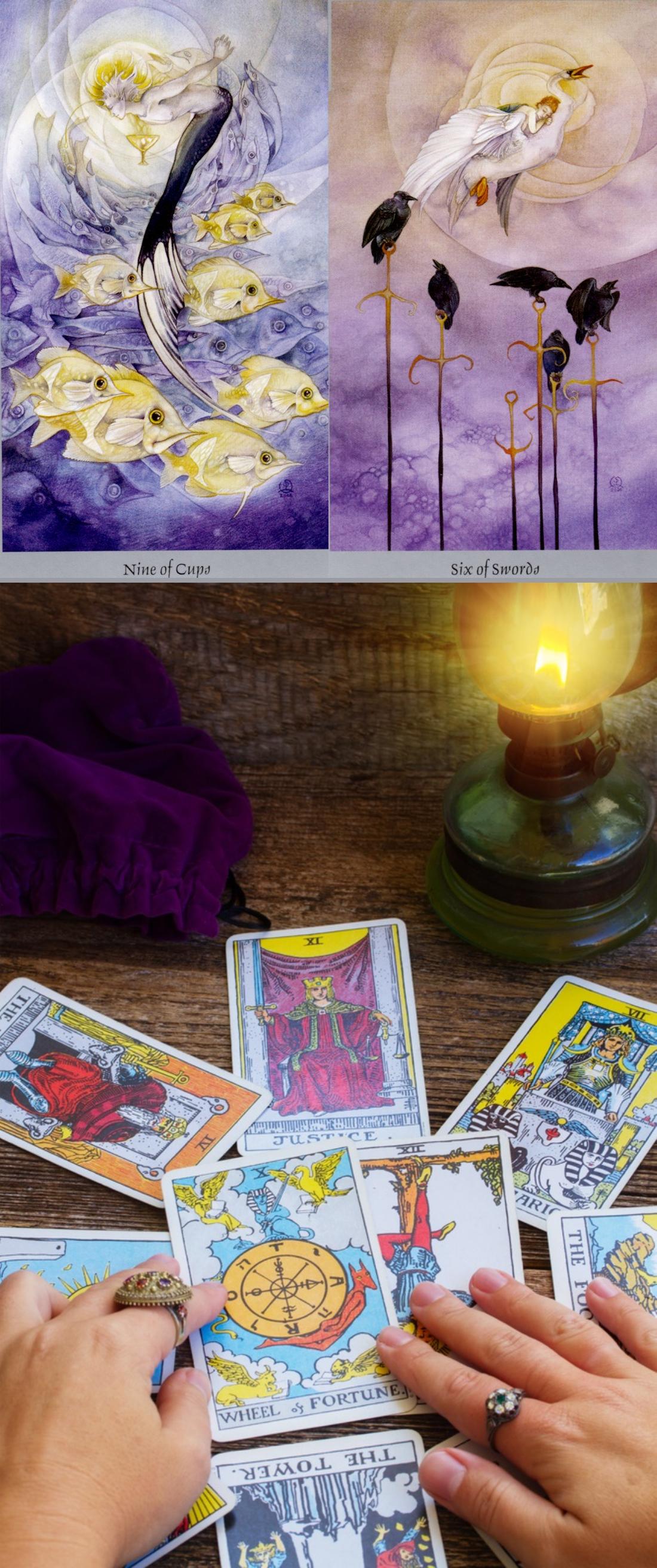 Tarot Of Sexual Magic Free Latin Card Reading And