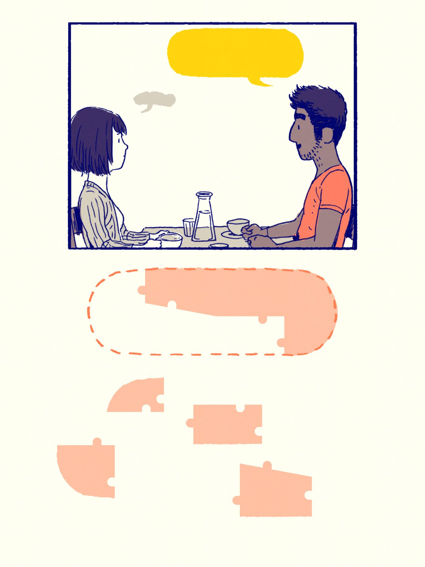 Resultado de imagem para florence game conversations