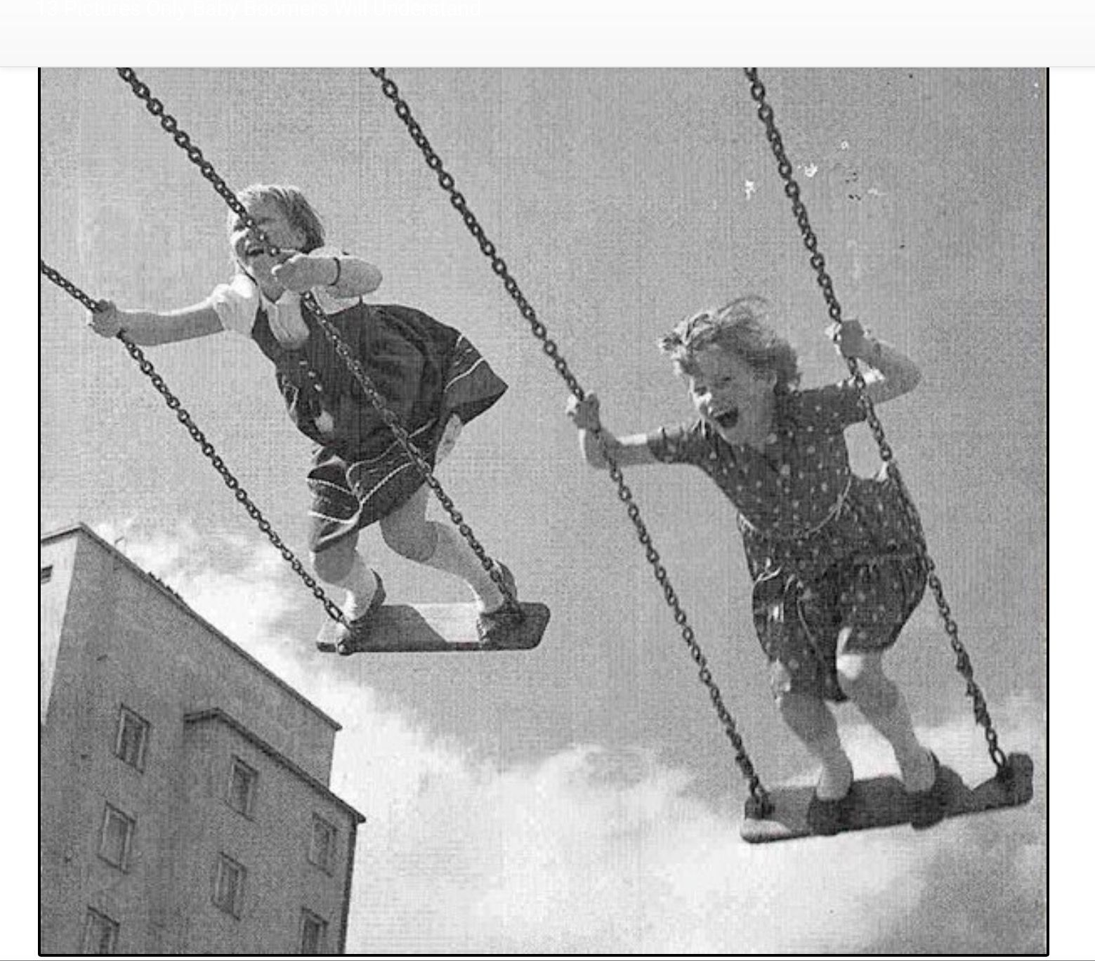 Pinterest Photos Noir Et Blanc Swinging As High As We Can Weee Kids