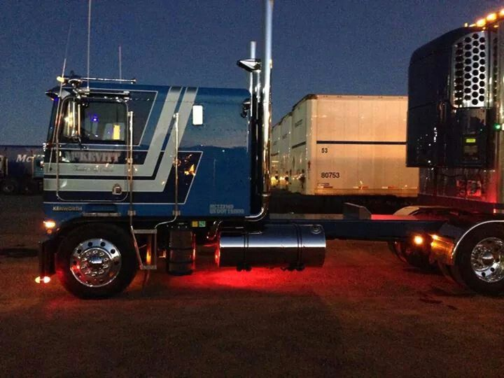 Kw K100 Freightliner Trucks Trucks Big Trucks