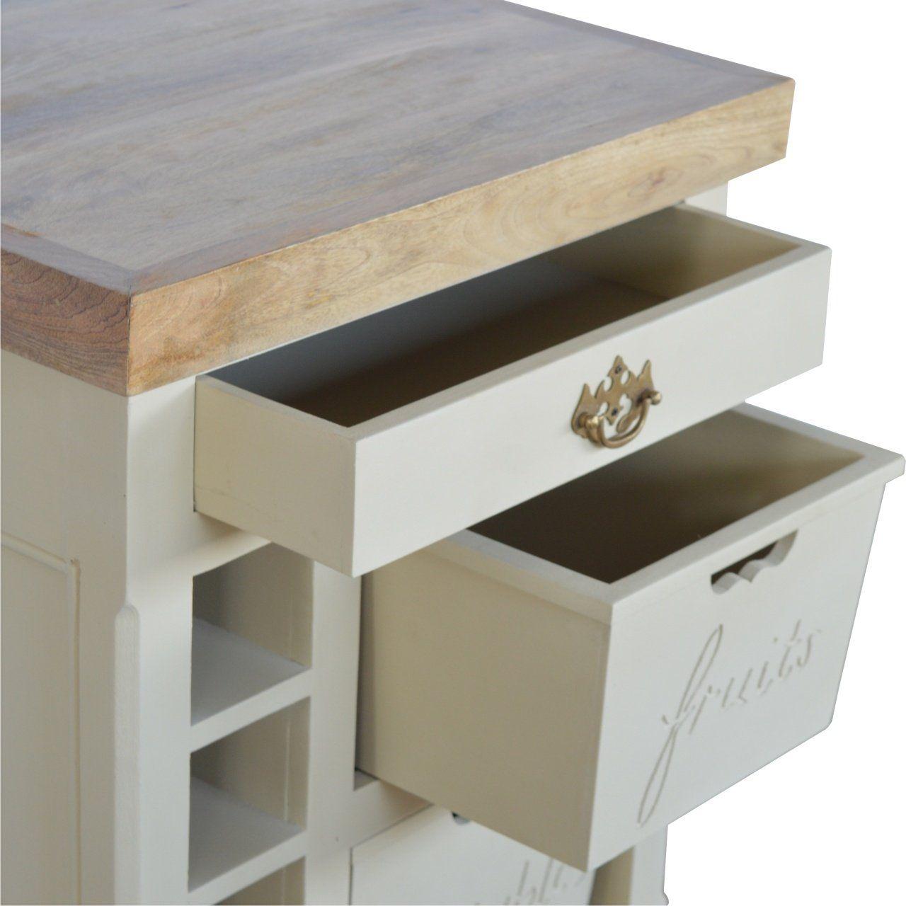 3 Drawer Kitchen Cabinet