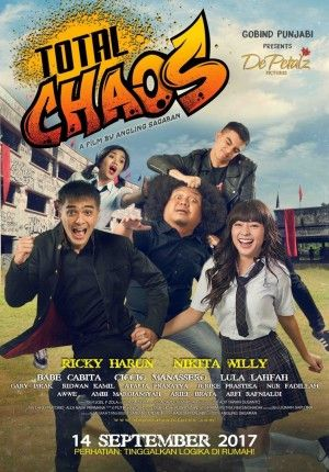 Total Chaos Movie Pinterest Chaos Movie Movies And Film