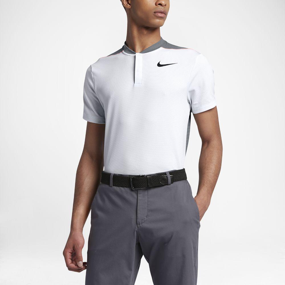 04bc3d03 Nike AeroReact Men's Slim Fit Golf Polo Shirt Size   Golf Carts ...