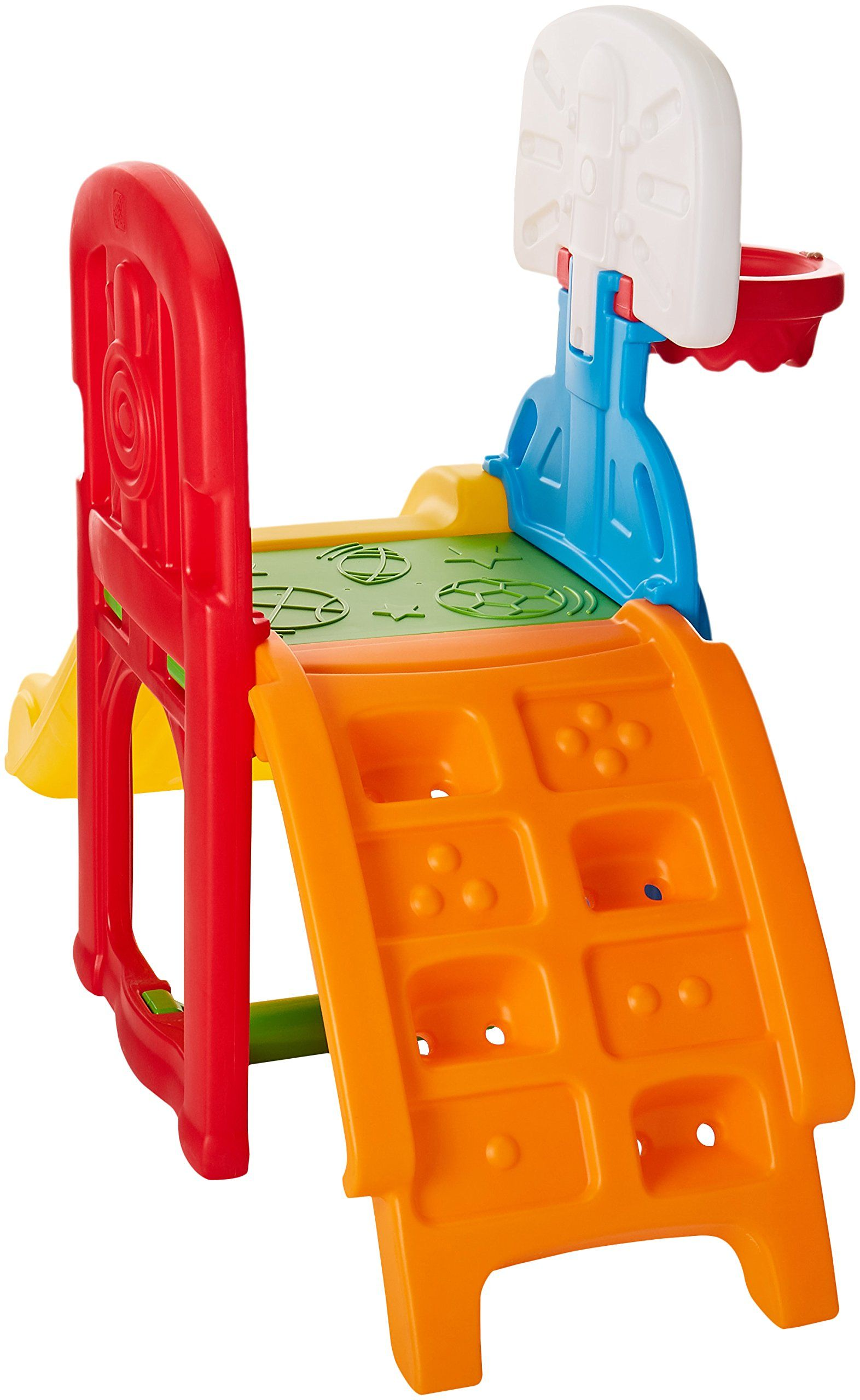 Step2 Game Time Sports Climber And Slide Want