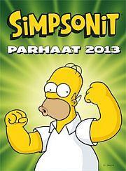 lataa / download SIMPSONIT – PARHAAT 2013 epub mobi fb2 pdf – E-kirjasto