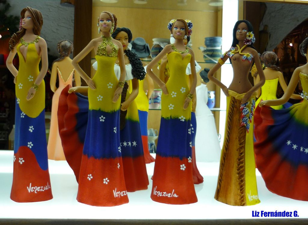 Mu ecas venezolanas de for Decoracion hogar venezuela