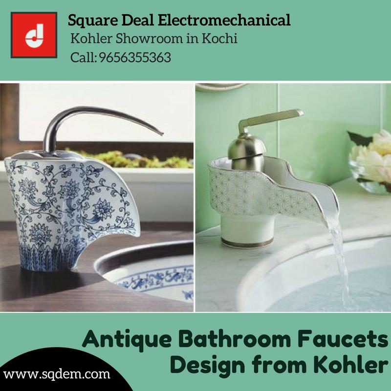 Kohler new antic Washbasin Faucets from Square Deal. | Kohler ...