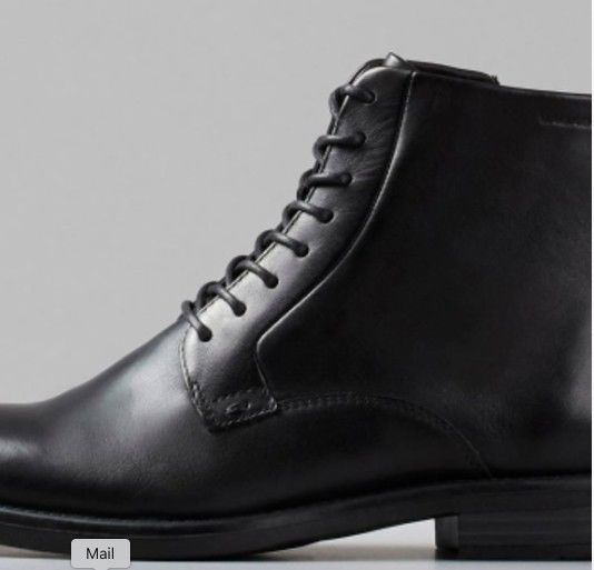 6688ea22031 New Vagabond Amina lace-up booties in black. Worn once for the day ...
