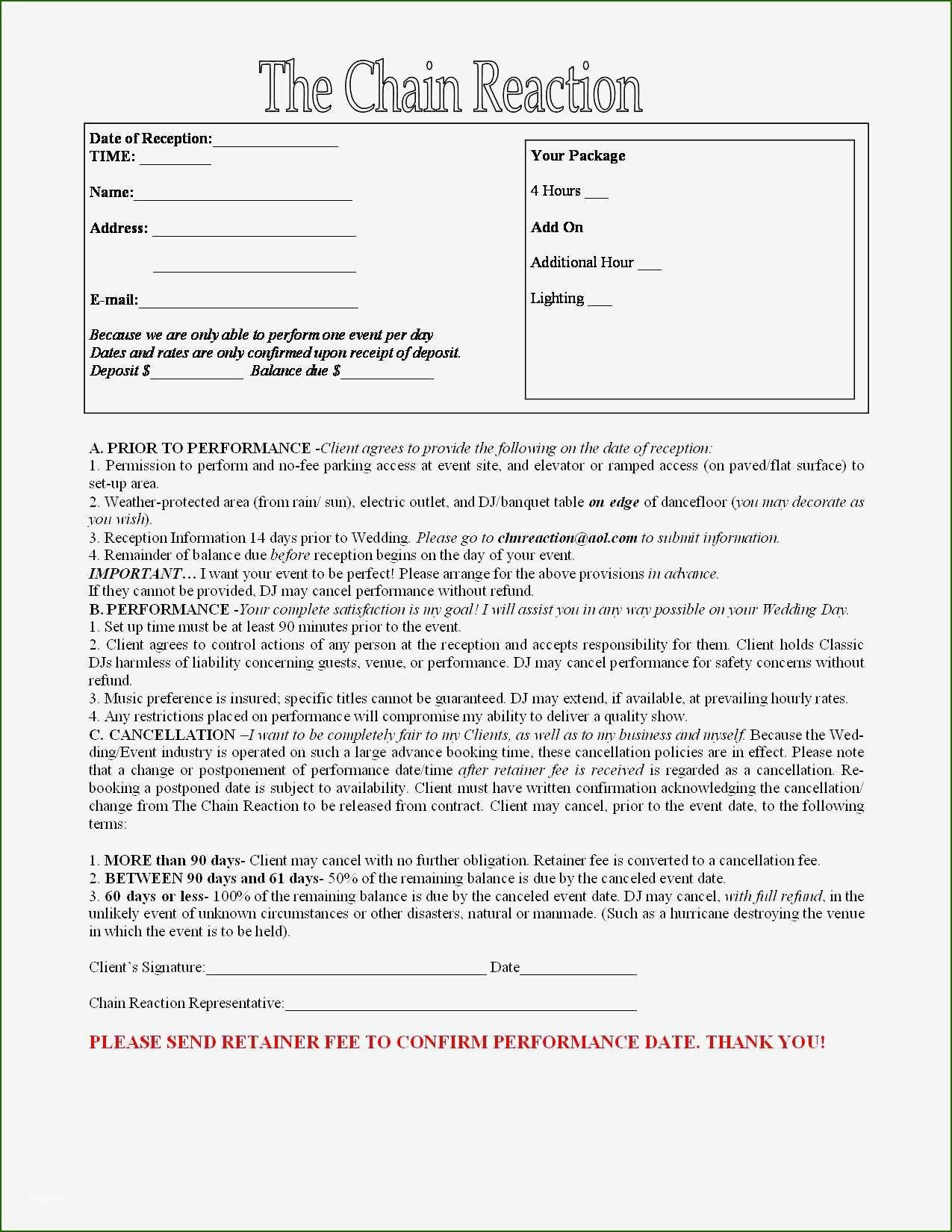 11 Beautiful Dj Contract Template Microsoft Word To Try Out Contract Template Microsoft Word Free Words