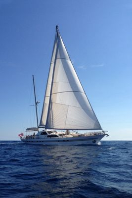 S/Y MY LOTTY Yacht Charters MY LOTTY 26.8m (88ft) Build