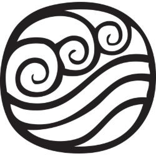 Image Of The Waterbending Avatar Leggende Simbolo