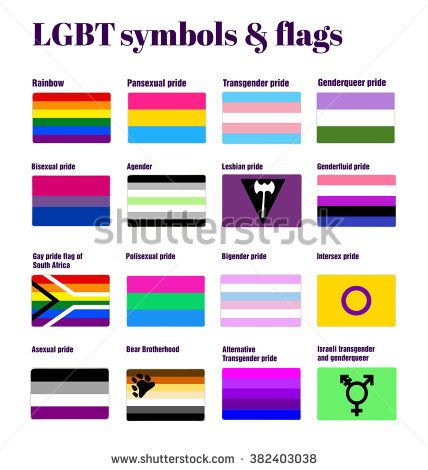 Image result for lgbt flags | GSA | Pinterest | Flags, lGBT and ...