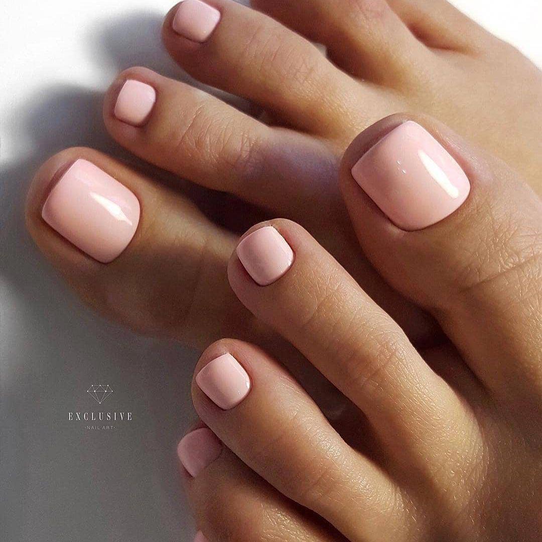 Spring Nails Funsummernailcolors Gel Toe Nails Cute Toe Nails