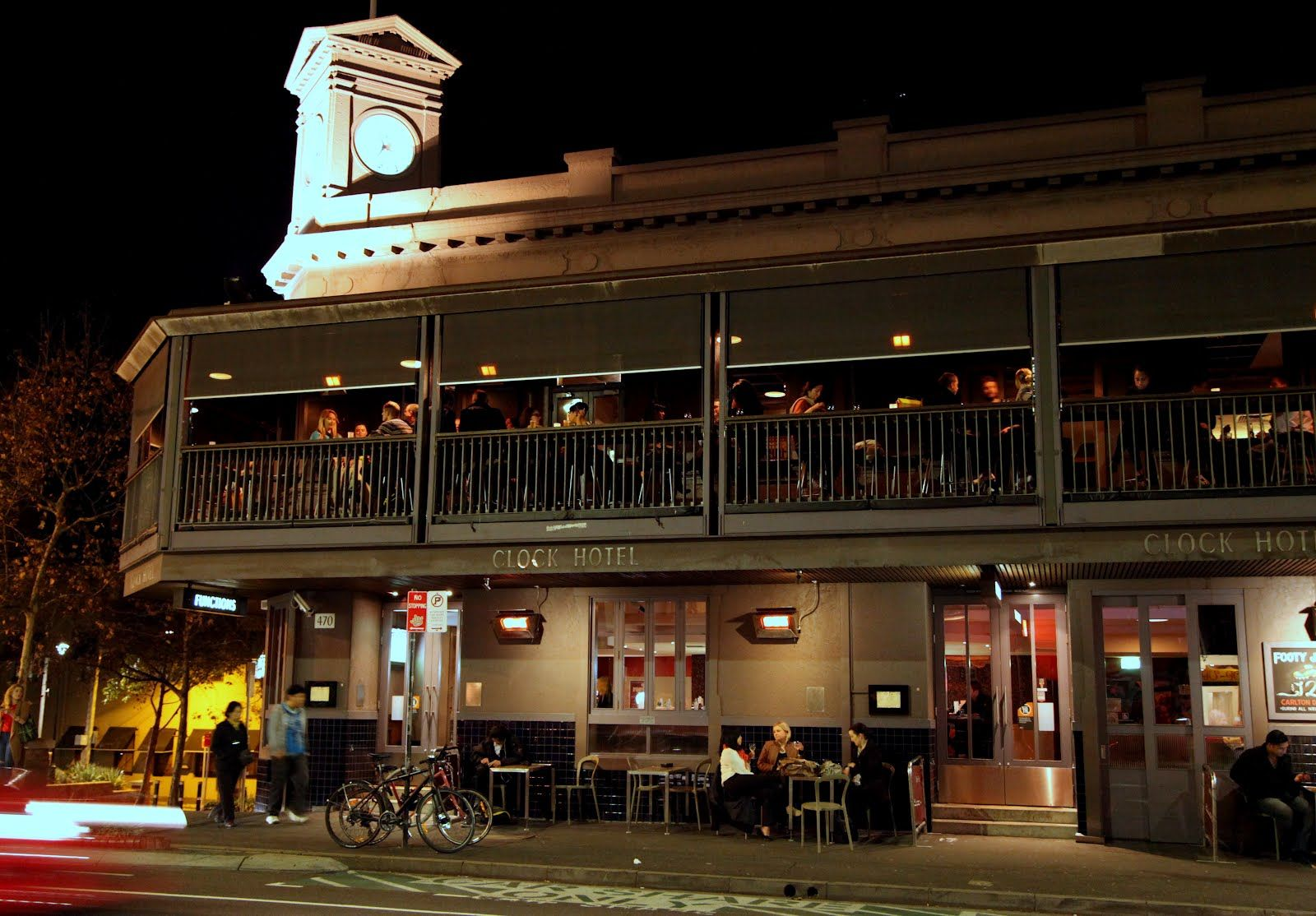 The Clock Hotel Surry Hills Sydney Places To Go In Sydney
