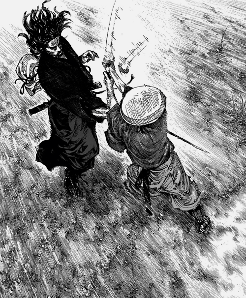 """17 Best Images About Vagabond By Takehiko Inoue On: Eternas-platitudes: """" Vagabond, Takehiko Inoue """""""