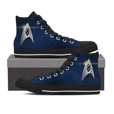 Star Trek - Shoes   Star trek v, Star