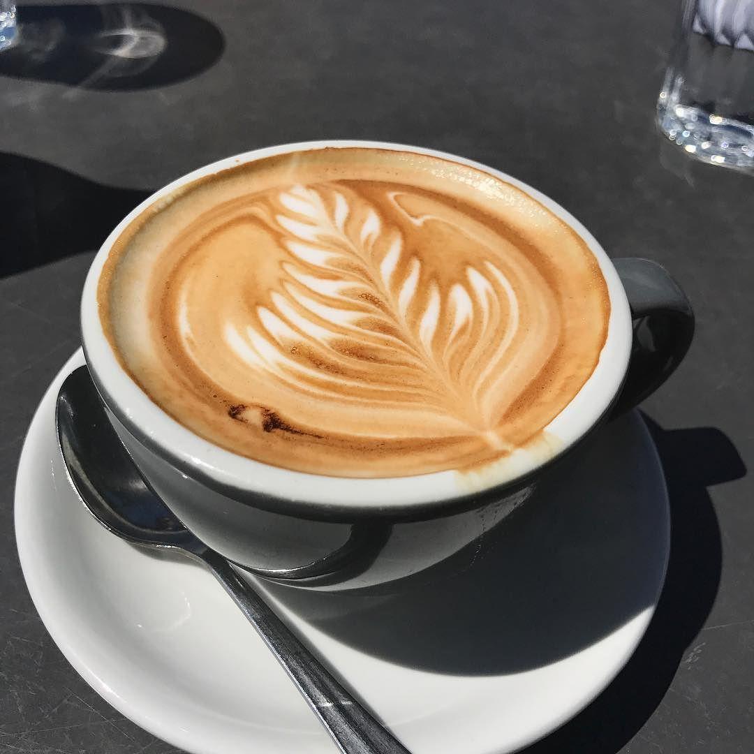 Lavender Latte! @cafezola